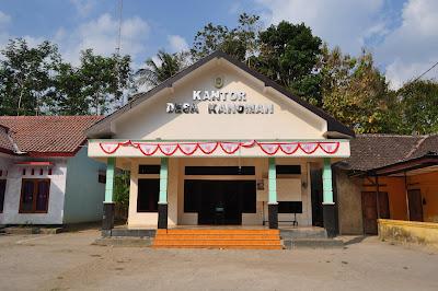 Struktur Organisasi Desa Kanoman