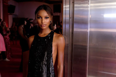 Angel Jasmine Tookes will get to wear the flashy Fantasy Bra in Paris. Photo: Getty Images