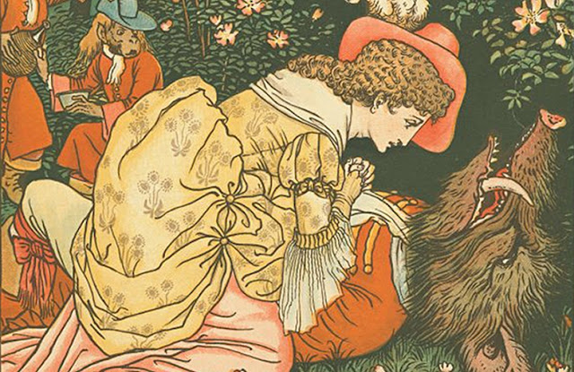 Origins of some fairy tales go back thousands of years