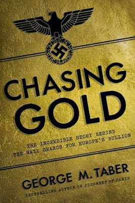 Chasing Gold by George M. Taber - book cover