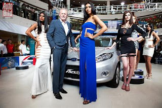 Ford Fiesta Futuristic Collection by Swapnil Shinde