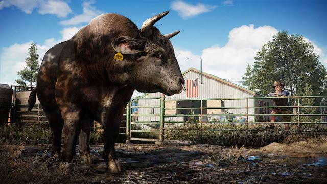 Ini Dia! ScreenShot Resmi Far Cry 5, yang WAJIB kalian ketahui 2