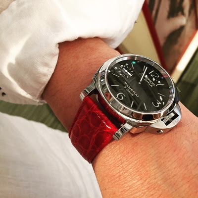 PANERAI パネライ ベルト交換 時計ベルト