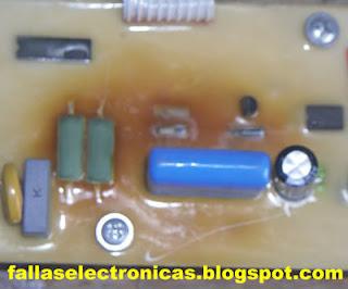 como arreglar tarjeta de lavadora electrolux