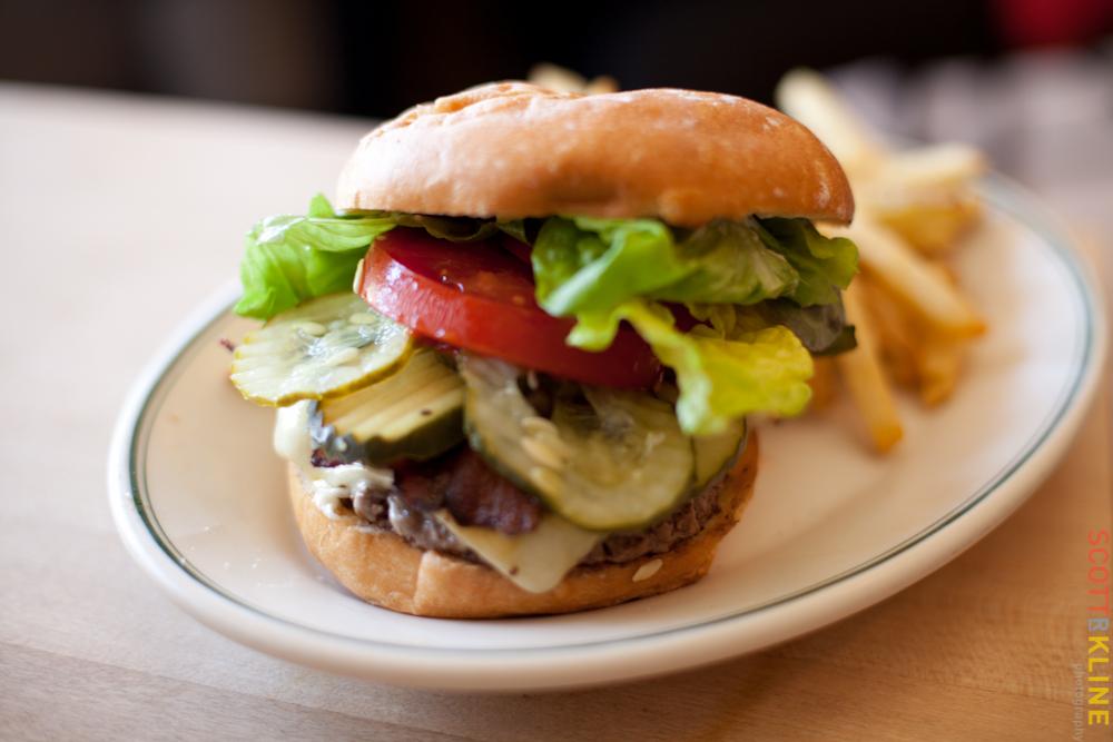 Hoosier Burger
