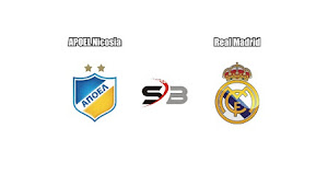 Prediksi Bola APOEL Nicosia vs Real Madrid 22 November 2017