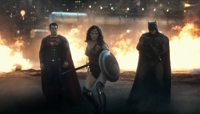 Batman V Superman: Dawn of Justice still