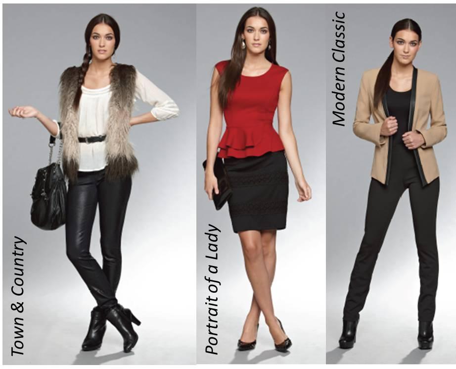 BonTon Style | virtual runway: Bon-Ton Brings Fall Fashion
