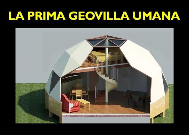Geovilla, rendering
