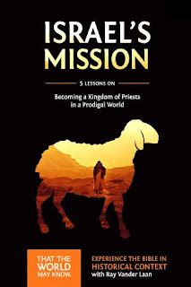 Israel's Mission DVD cover
