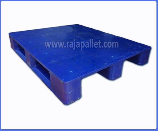 Pallet Plastik M1210 Ukuran 120 x 100 x16 cm