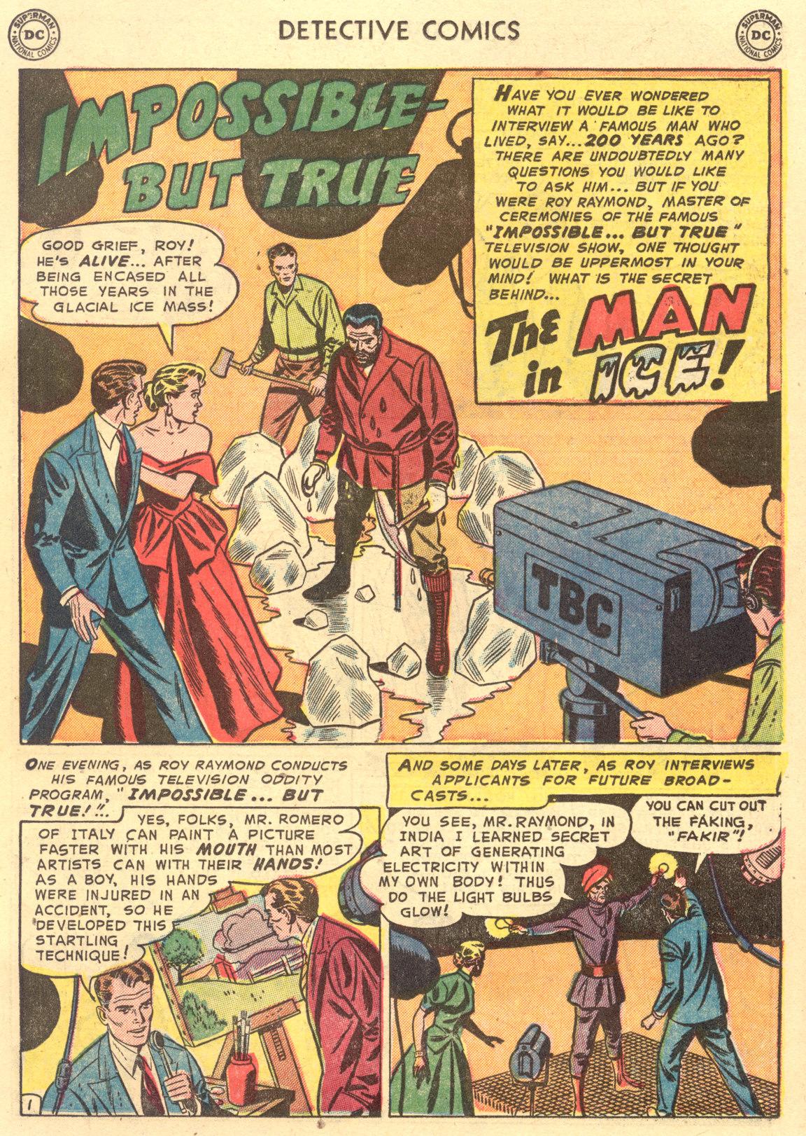 Read online Detective Comics (1937) comic -  Issue #194 - 17