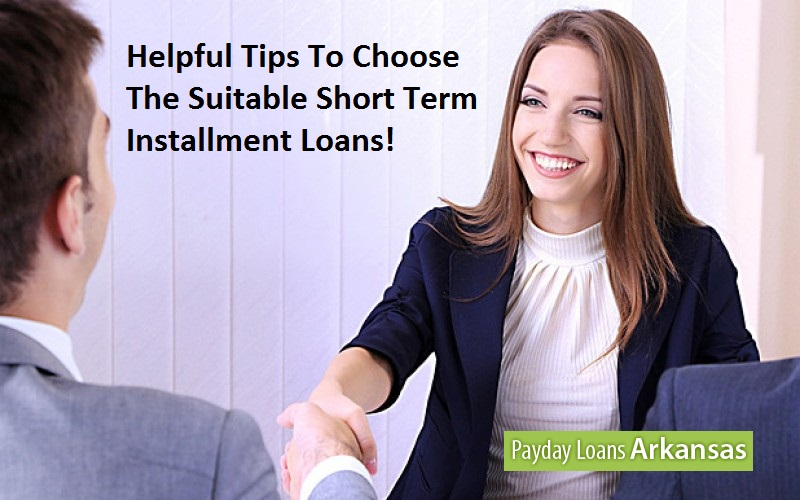 Instant Payday Loans Helpful Tips To Choose The Suitable