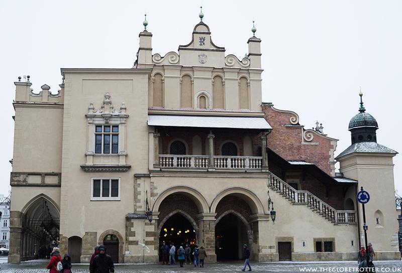 The Renaissance Cloth Hall