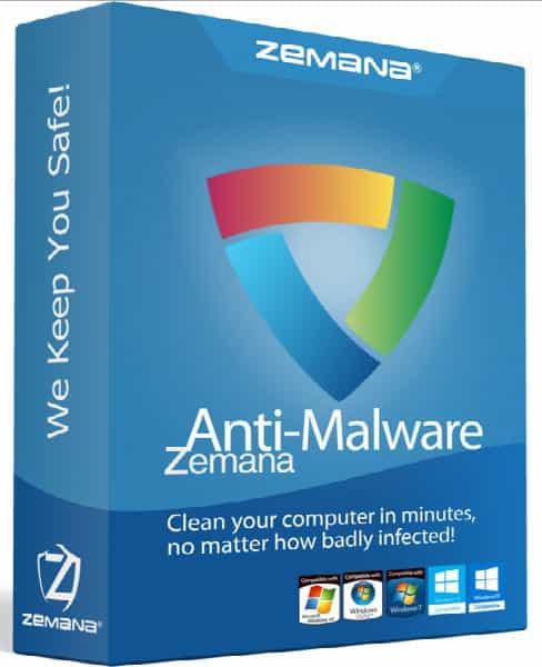 Phần mềm diệt virus Zemana AntiMalware Premium Key bản quyền miễn phí 380 ngày