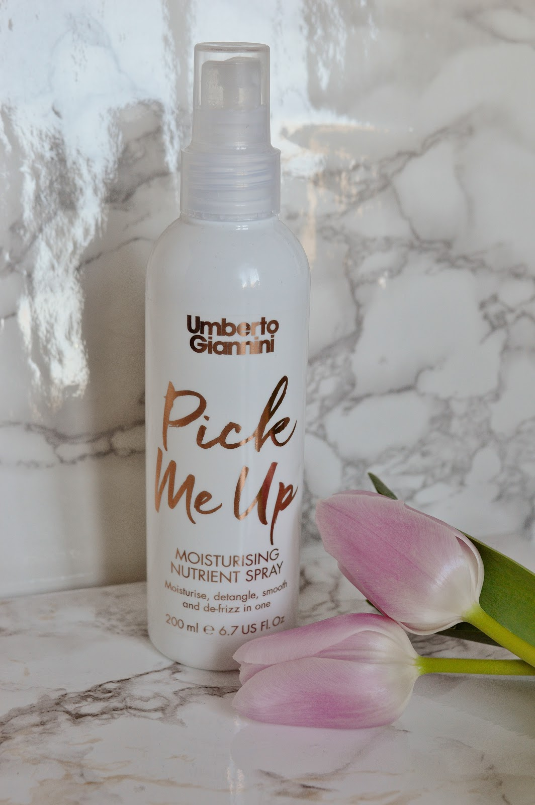 Umberto Giannini Pick Me Up Moisturising Nutrient Spray