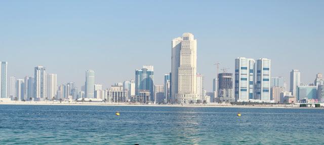 UAE, Life in UAE, UAE Buildings