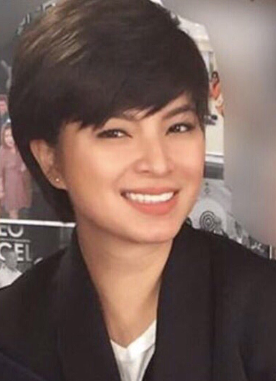 Vhong Navarro New Hairstyle Angel Locsin Cuts Her Hair Short Amidst Hair Damage Rumors