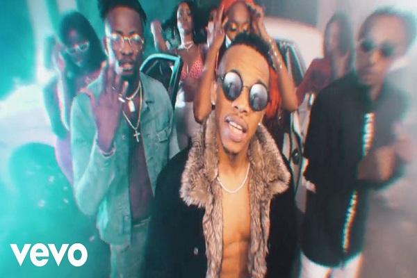 UX VIDEO : Tekno - Anyhow ft. OG, Flimzy & Selebobo
