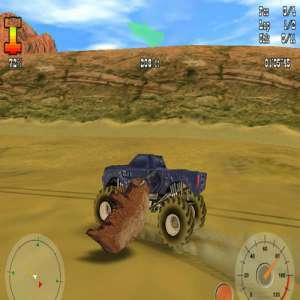 download monster truck fury pc game full version free