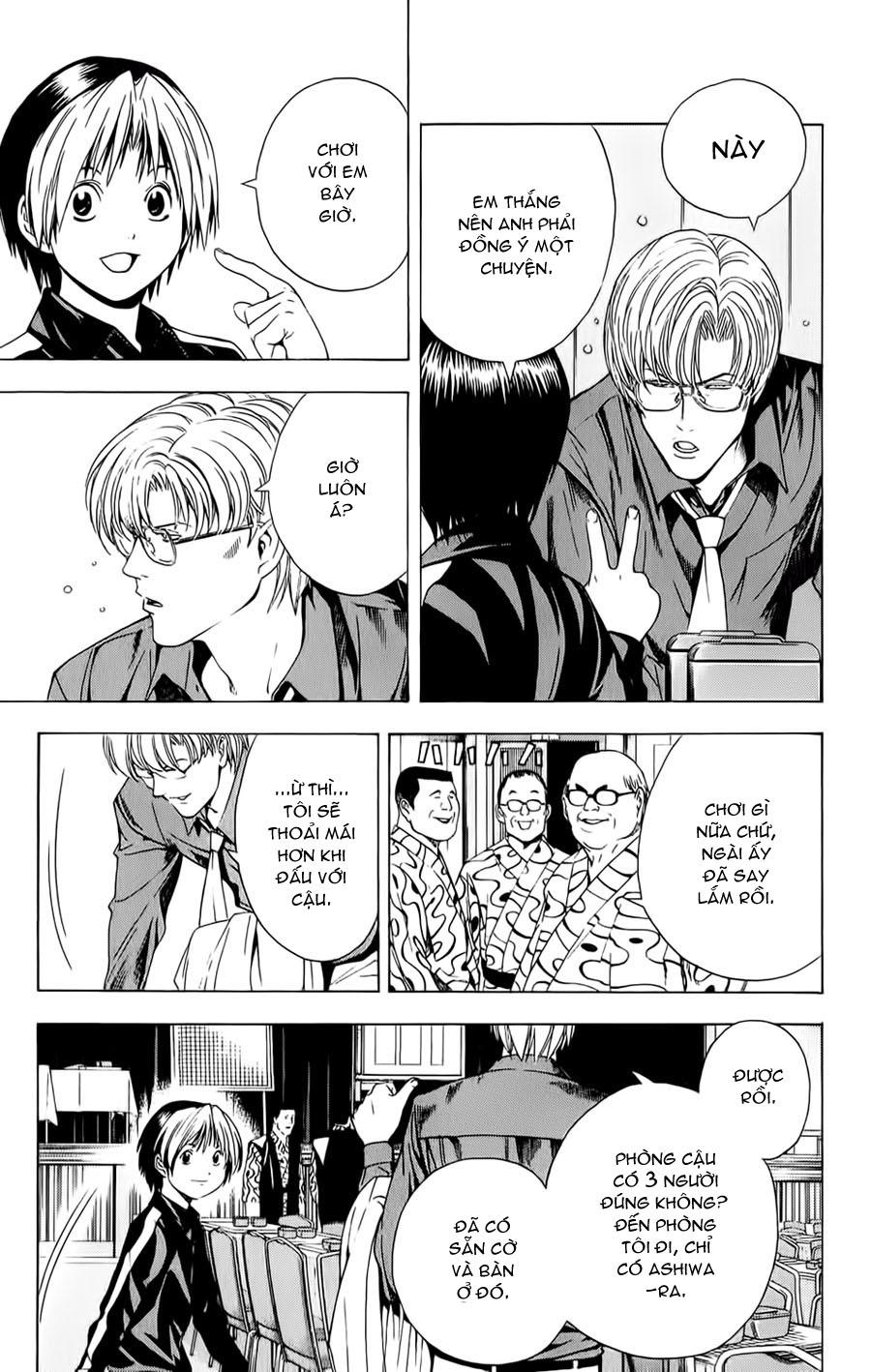 Hikaru No Go hikaru no go chap 123 trang 20