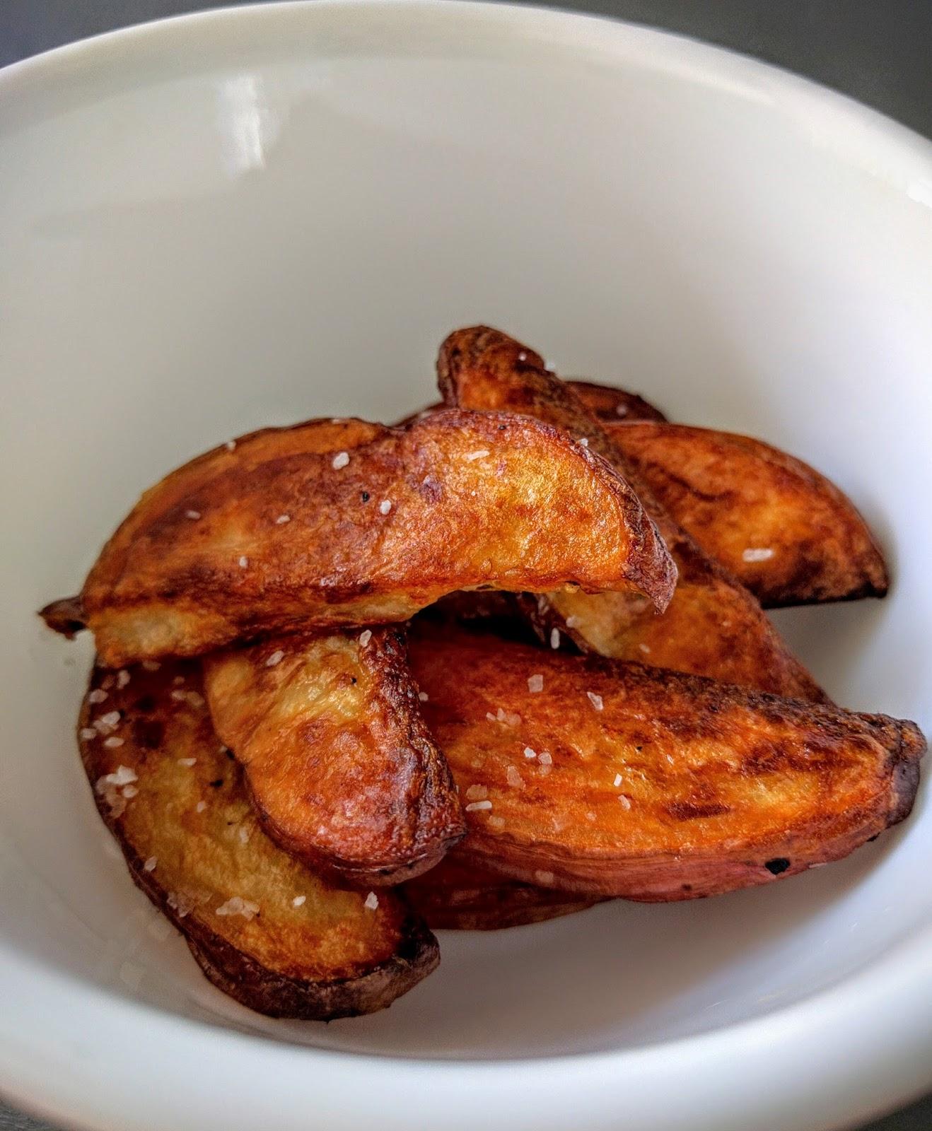 America S Test Kitchen Crispy Roasted Potatoes