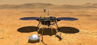апарат NASA InSight