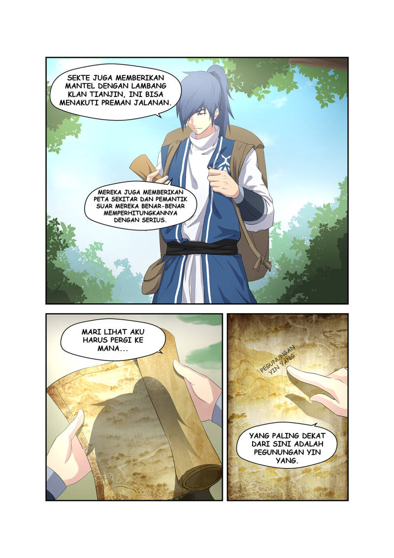 Heaven Defying Sword Bahasa Indonesia Chapter 18