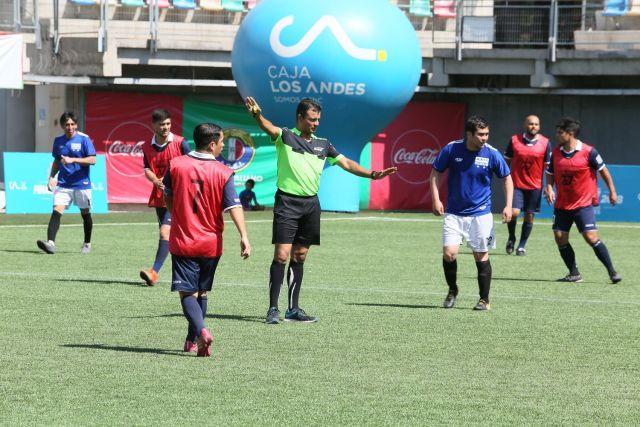 Torneo 7x7 Caja Los Andes