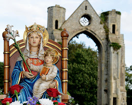 THIS SITE IS DEDICATED TO OUR LADY OF WALSINGHAM & THE CONVERSION OF ENGLAND