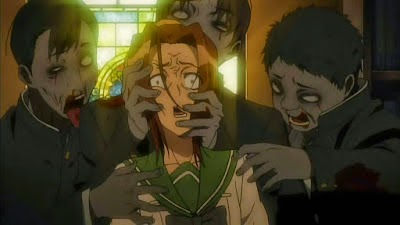 HOTD, High school of the dead