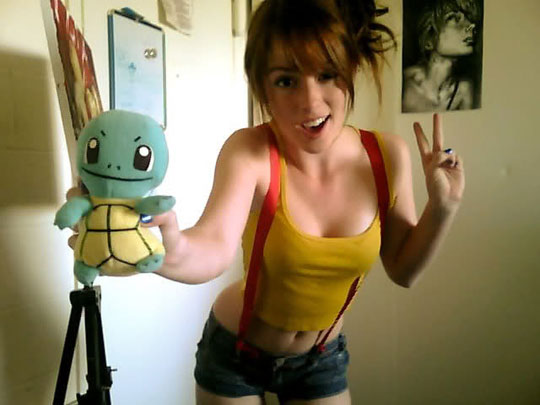 real life misty