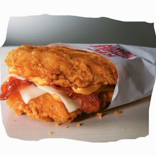 KFC Regresa Con el Double Down