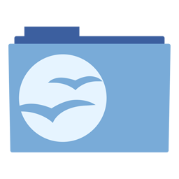 Apache open office folder icon