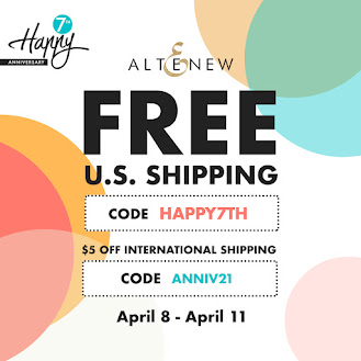 Shop Altenew (April 8th-9th)