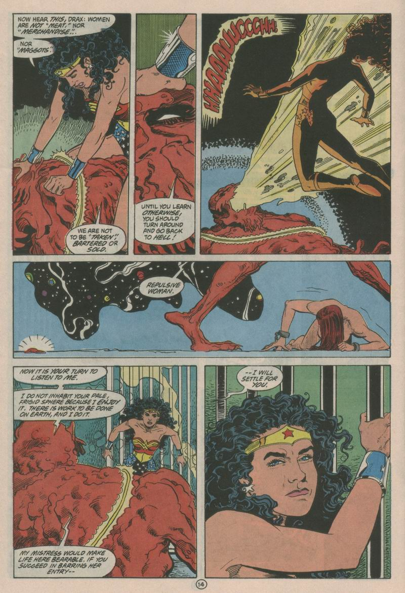 Read online Wonder Woman (1987) comic -  Issue #63 - 15