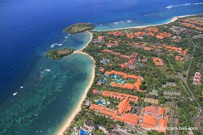 ITDC (Indonesia Tourism Development Corporation)/BTDC Nusa Dua Bali area