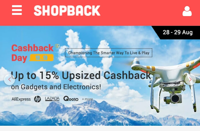 Jom Shopping Online Dengan ShopBack Malaysia
