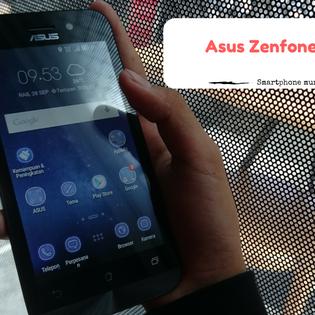 Asus Zenfone Go ZB452KG: Smartphone mungil dari Asus