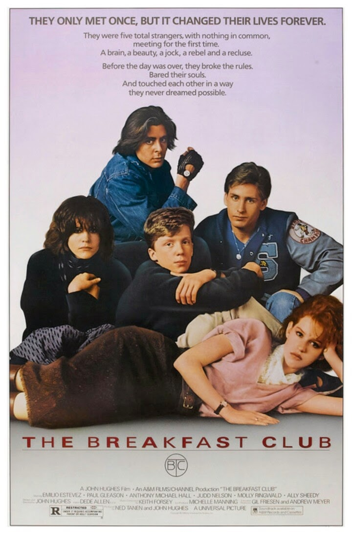 The Breakfast Club, The Brat Pack, Molly Ringwald, Viggle, Viggle Live, Viggle Mom