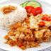 Resep Cara Membuat Ayam Geprek Spesial + Sambal Pedas