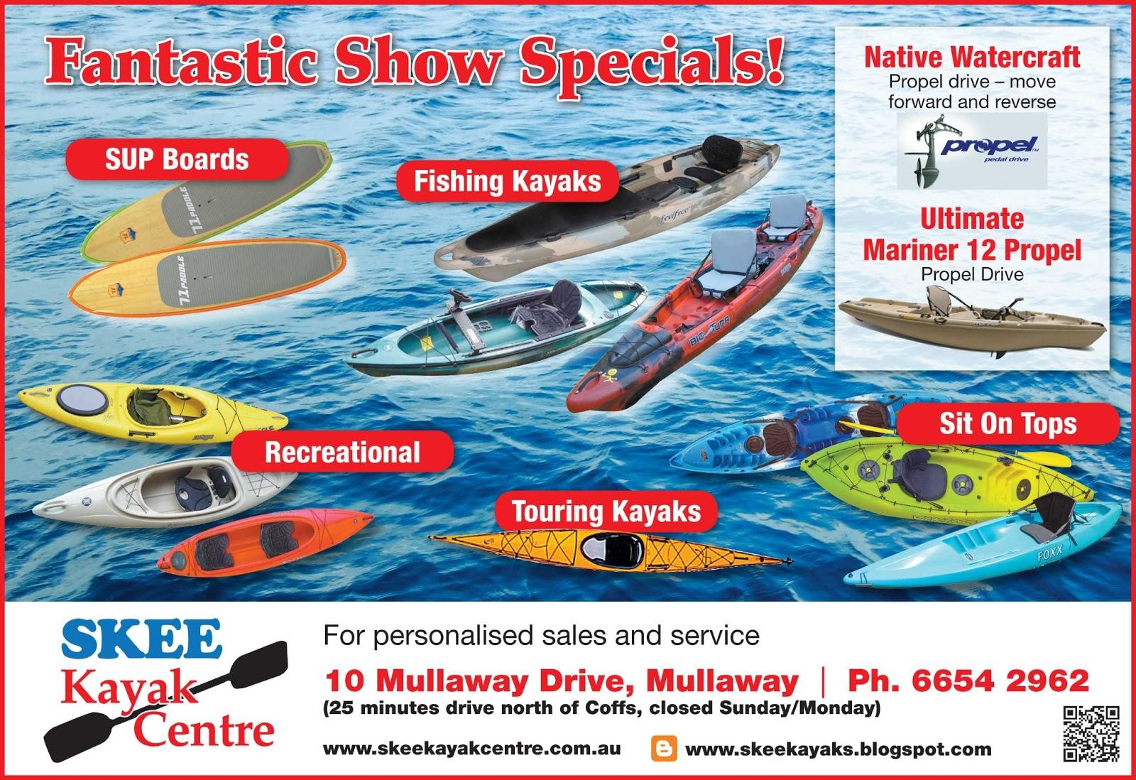 Skee Kayak Centre: 2013