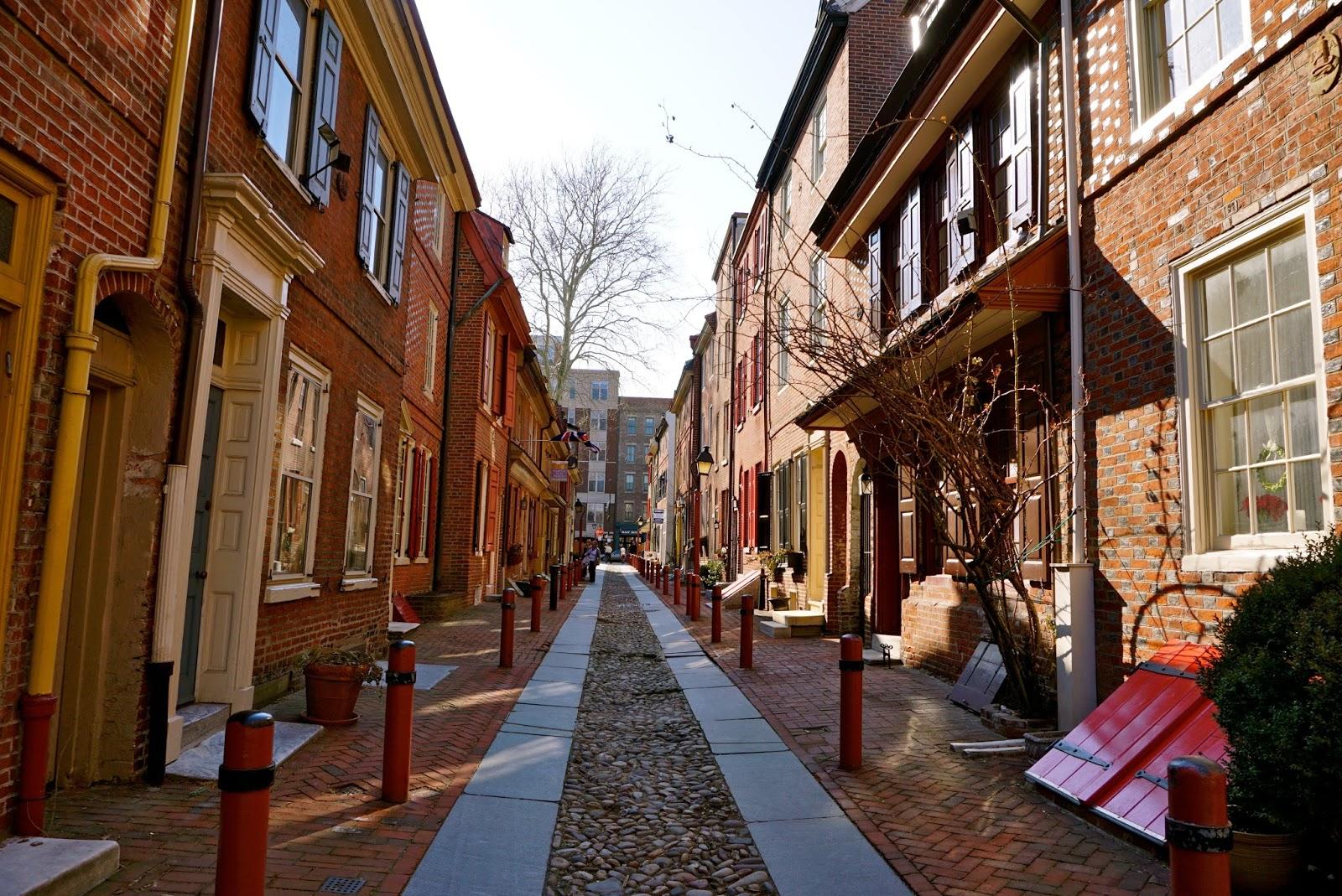 самые красивые улицы сша фото порыве