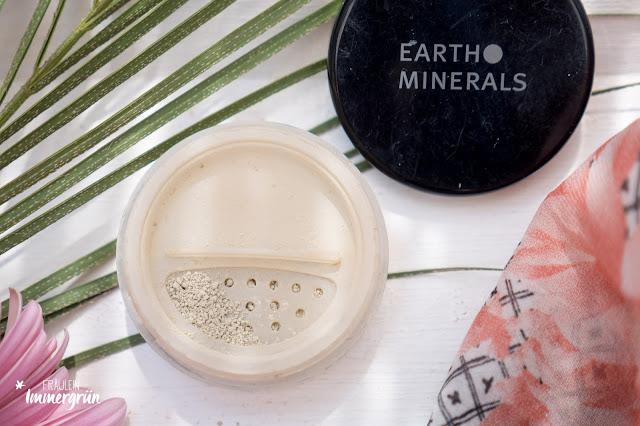 Earth Minerals Color Balancing Powder Pistachio