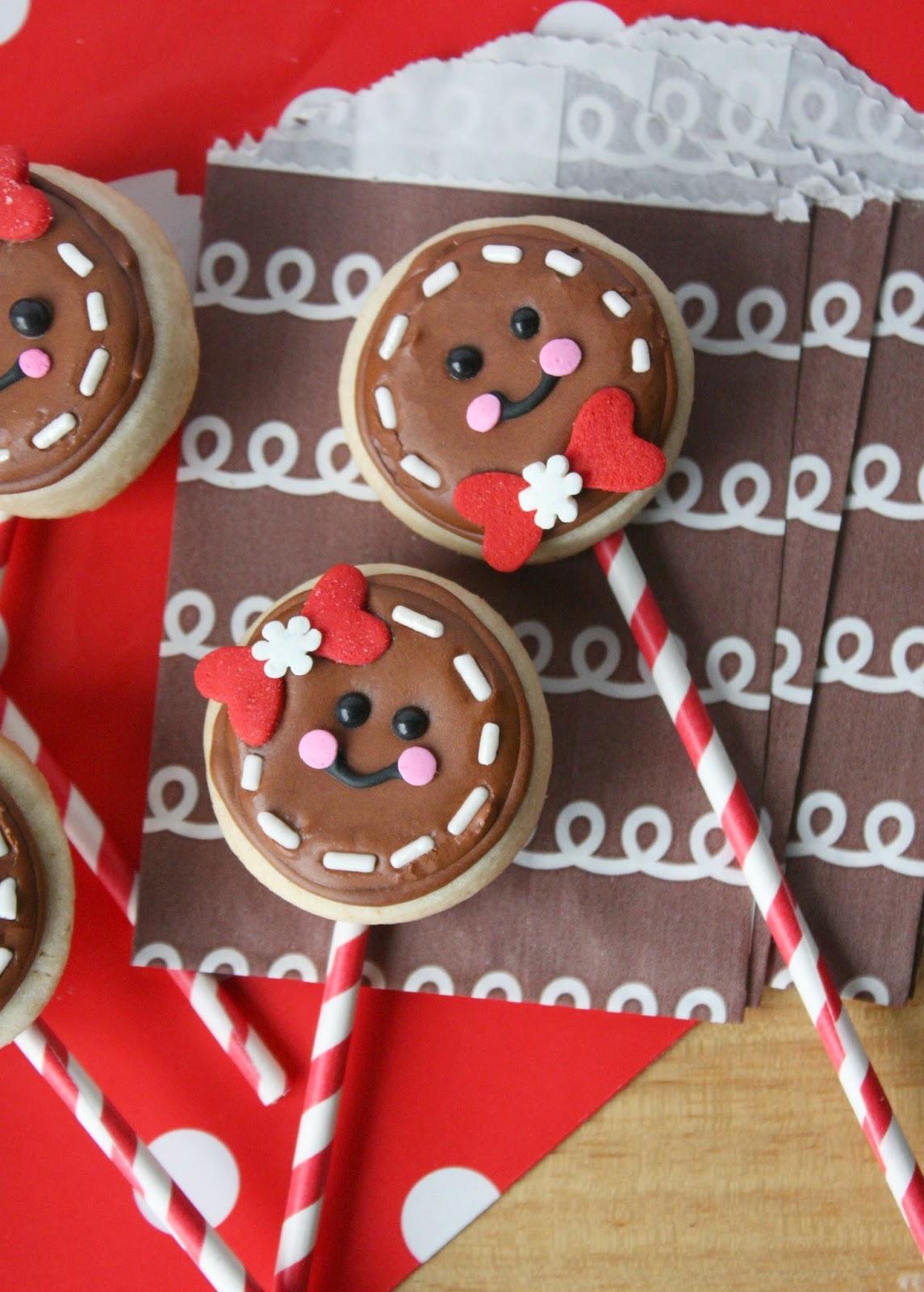 Munchkin Munchies Mini Sugar Cookie Ginger Pops