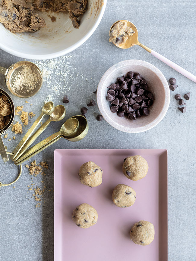 Edible Cookie Dough (vegan)