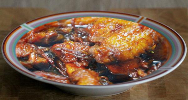 Ayam Kecap, Resep Ayam Kecap, Cara Membuat Ayam Kecap