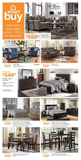 Ashley Home Furniture Flyer October 5 – 25, 2017