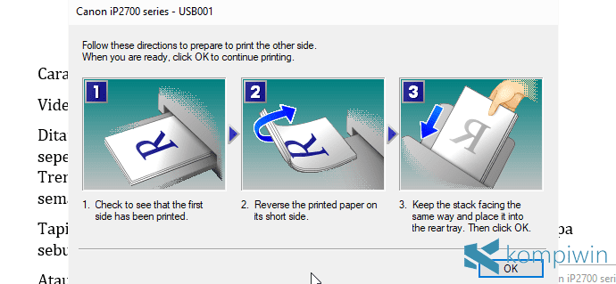 print dokumen