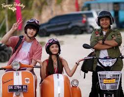 Sinopsis Film Forever Holiday In Bali (2018) Dua Seniman Muda Mengalami Kesulitan